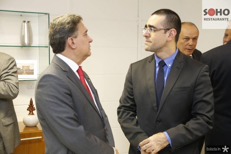 Jose Porto e Andre Cavalcante