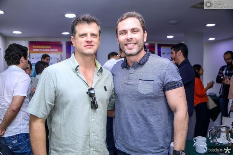 Fabio Otoch e Carlos Fiuza