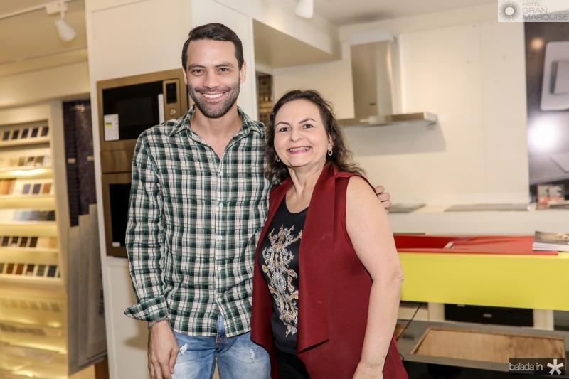 Filipe Andrade e Lidia Militao