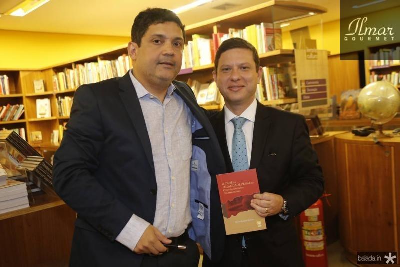 Bruno Queiroz e Nicola Miccioni