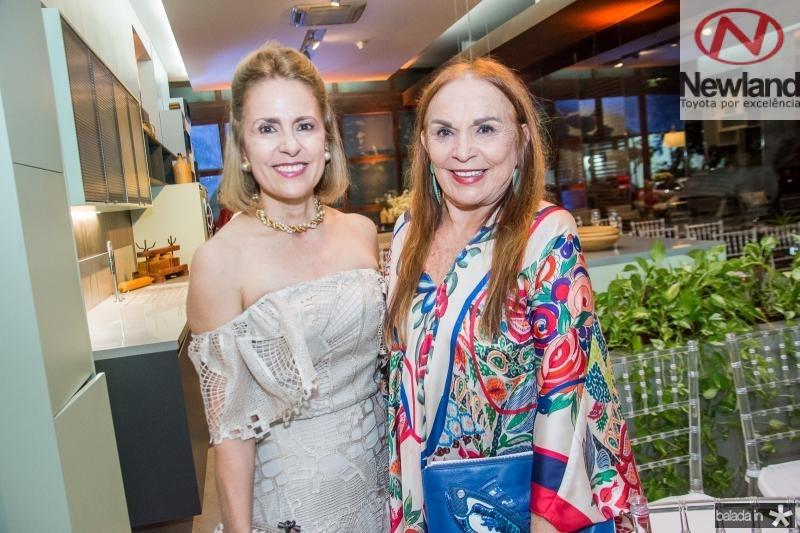 Tereza Ximenes e Simone Bellin
