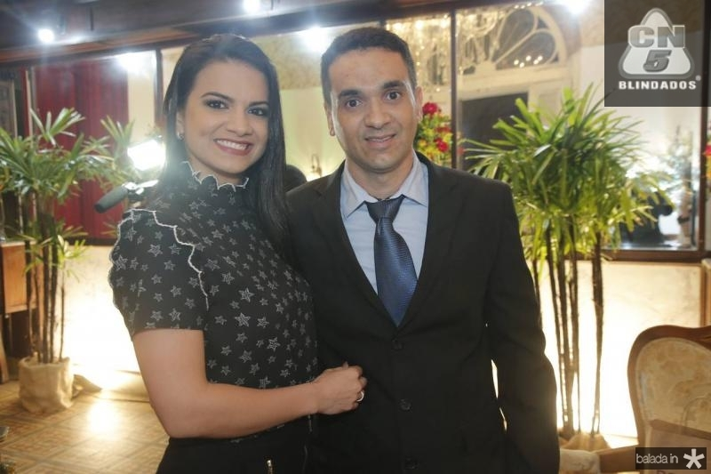 Milena Maia e Paulo Henrique