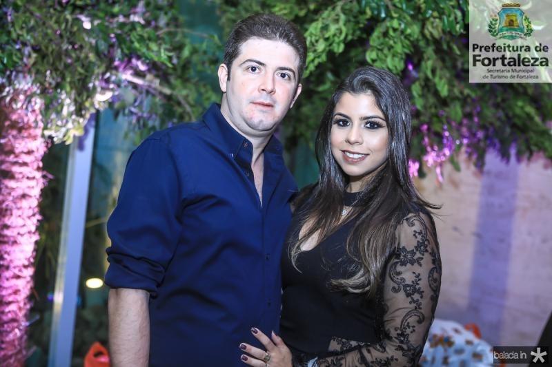 Eduardo e Gabriele Brandão