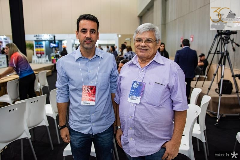 Aluisio Filho e Paulo Alexandre