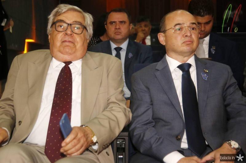 Roberto Farias e Sergio Aguiar