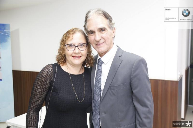 Elizabeth Magalhaes e Antonio Carlos