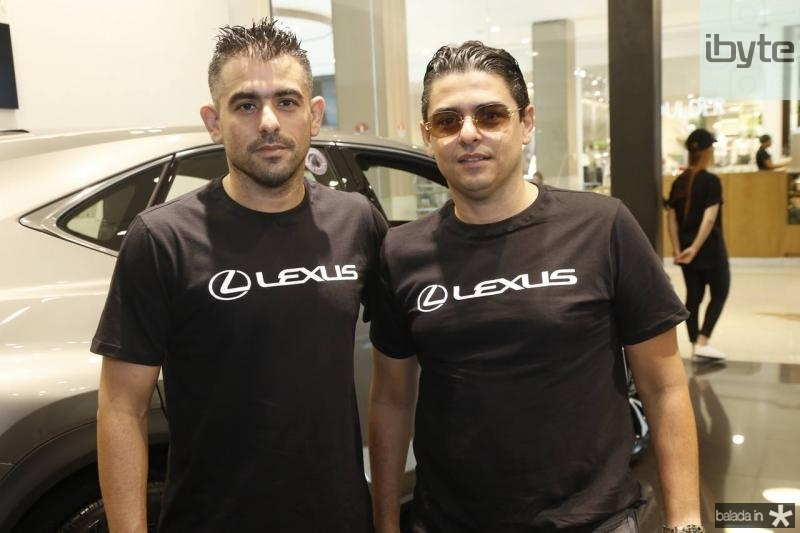 Paulo e Fernando Rocha