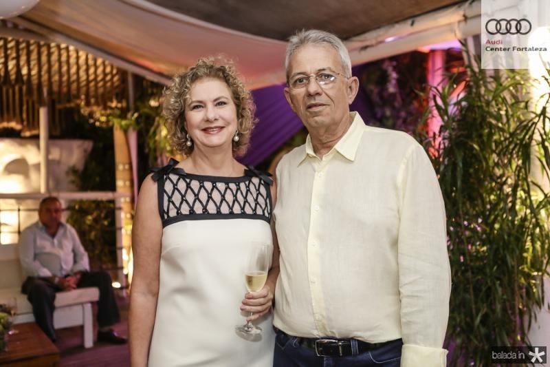 Marcia e Marcelo Sanford
