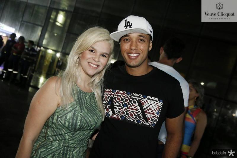 Uliana Melo e Daniel Andrade