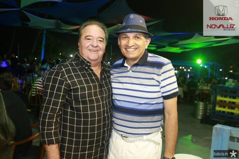 Chiquinho Aragao e Licinho Correa