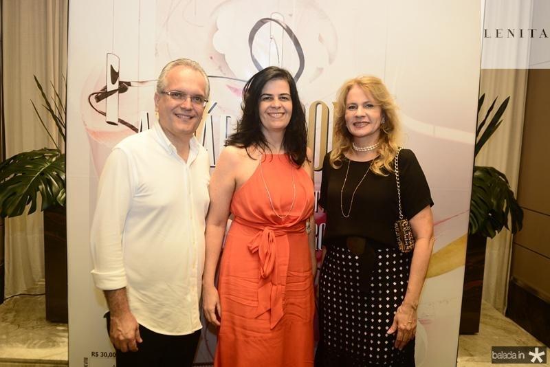 Ricardo Braga, Inez Sobreira, Tereza Ucho?a