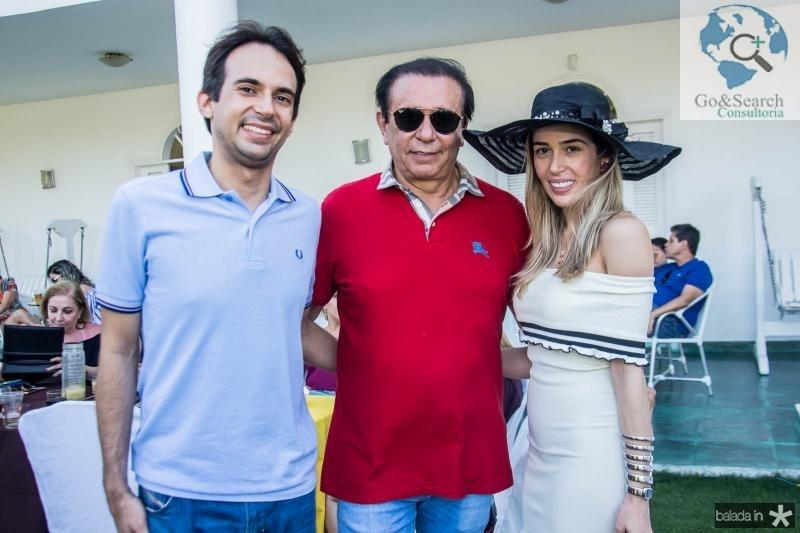 Gaudencio Junior, Gaudencio e Ingrid Lucena