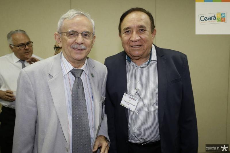 Manasses Fonteles e Ormando Campos