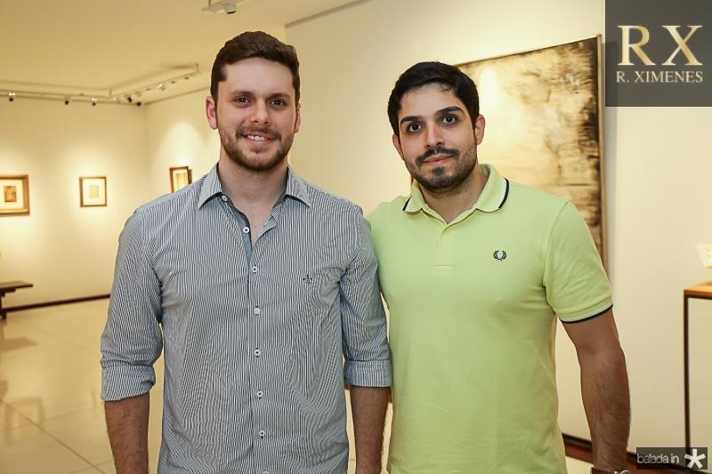Victor Perlingeiro e Fernando Laprovitera