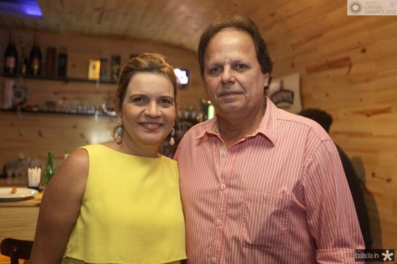 Geni e Wilton Correia Lima