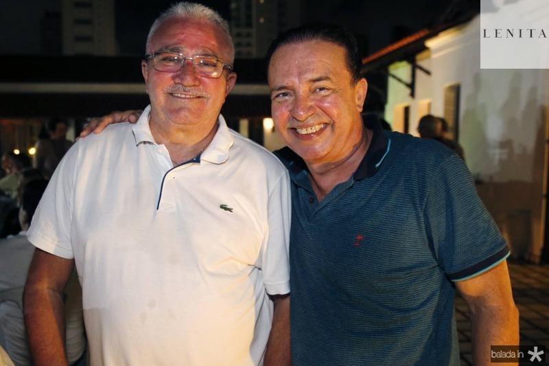 Alcimor Rocha e Werner Rolim