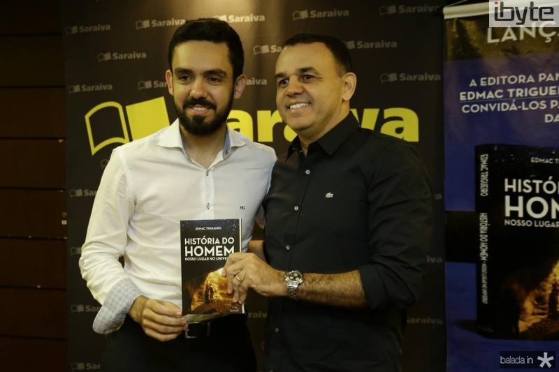 Sergio Reboucas e Edmac Trigueiro