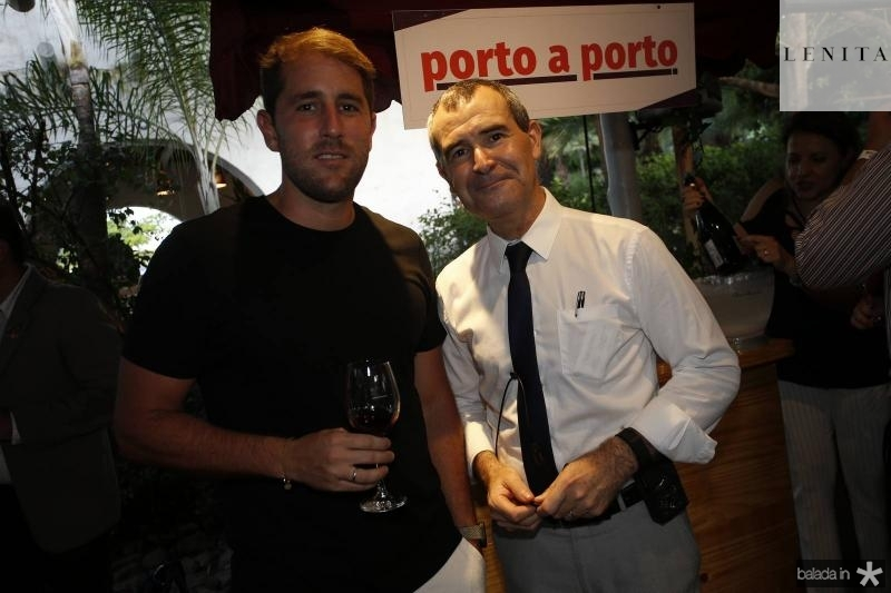 Rodrigo Frota e Jorge Bita