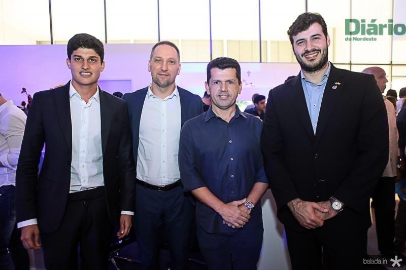 Gercino Coelho Filho, Jose Mussi e Luis Resende