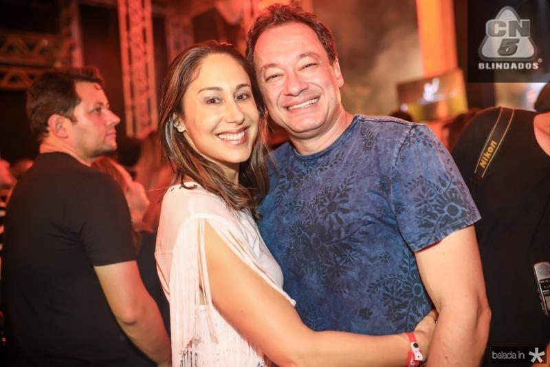 Larissa e Pedro Coelho