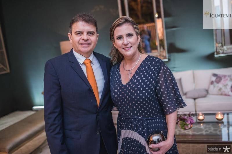 Aecio Dias e Meire Helena