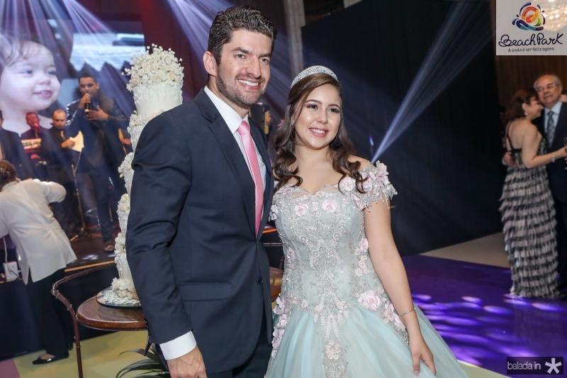 Paulo Jose e Juliana Jaco