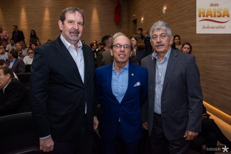Jaime Belicanta, Andre Montenegro e Lelio Matias