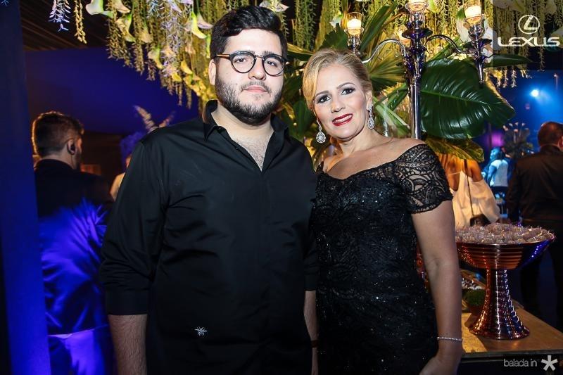 Pedro e Freitas e Marcia Peixoto