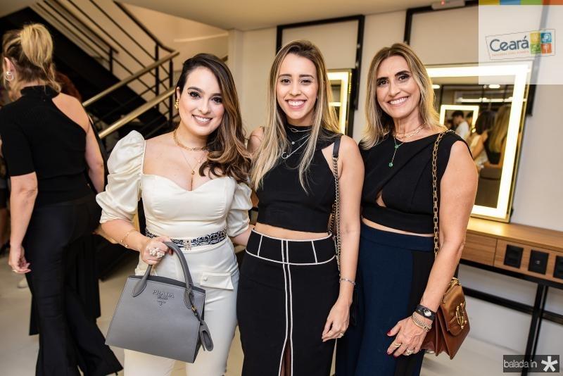 Marcella Medina, Mariana Fische e Lidy Sielen