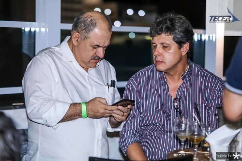 Marcelo Teixeira e Marcos Oliveira