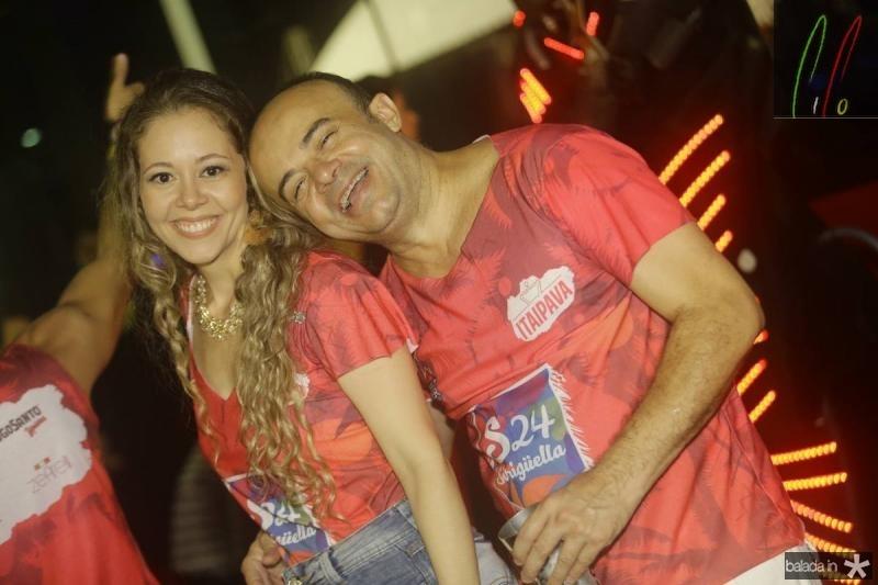Joana Fernandes e Antomario da Hora