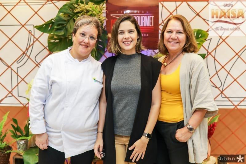 Ana Paula Resende, Joana Ramalho e Selene Penaforte