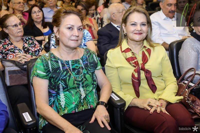 Paula Frota e Lenise Rocha
