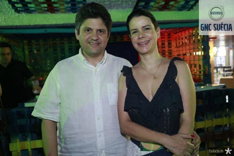 Bruno e Lilia Girao