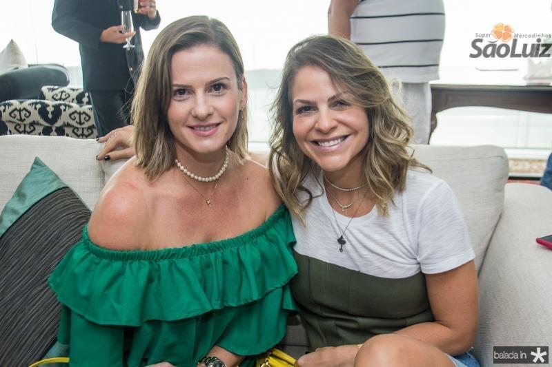 Helen Tigre e Cecilia Dafonte