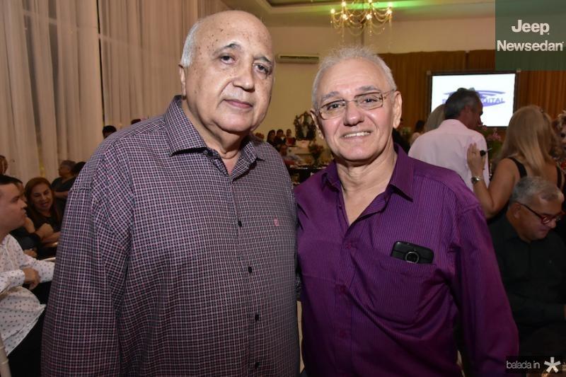 Epitacio Cavalcanti e Marcos Trindade