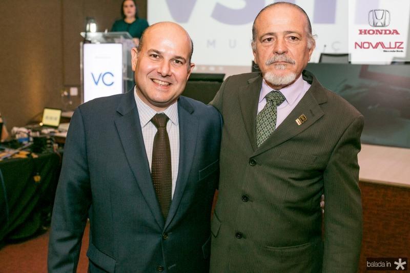 Roberto Claudio e Reginaldo Vasconcelos