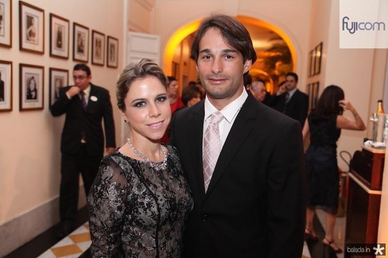 Mirela e Claudinho Rocha