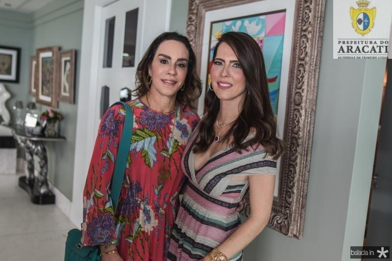 Cristine Ary e Marcella Porto