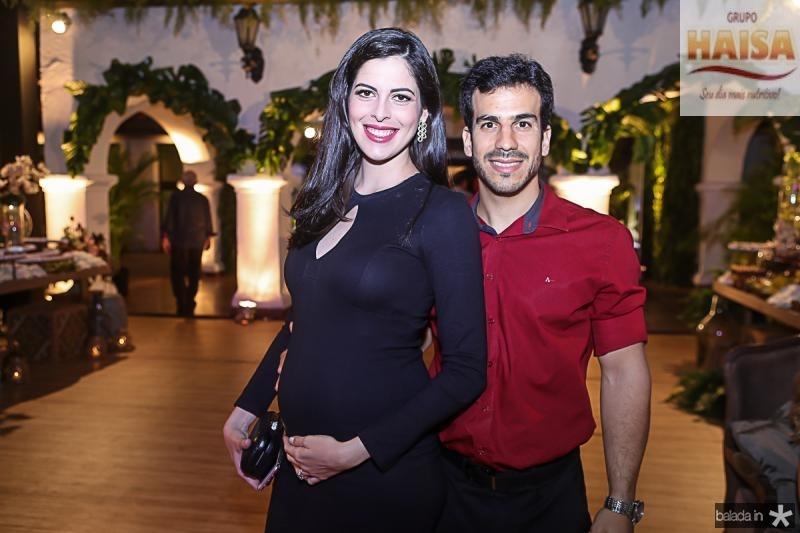 Gabriela e Sergio Rolim