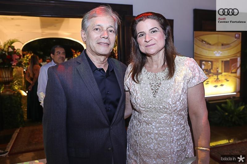 Otacilio e Sonia Valente