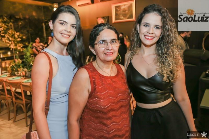 Caroline Castelo, Sandra Santos e Sara Casdoso