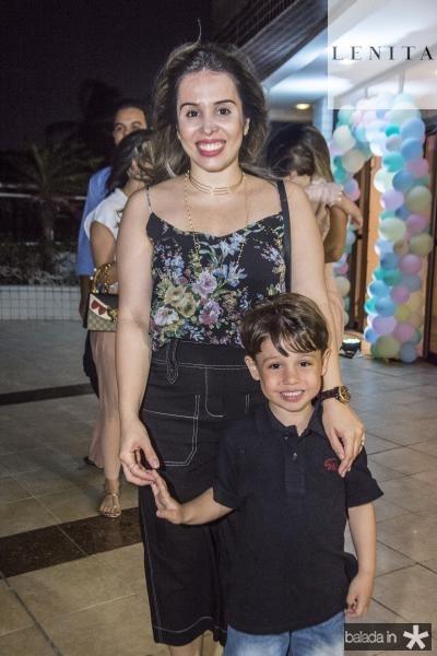 Michele e Eduardo Ponte