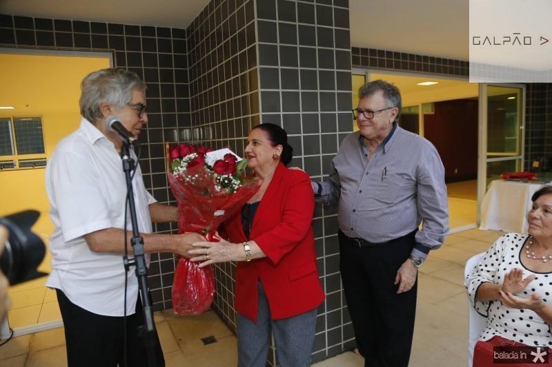 Roberto Farias, Maria e Juarez Leitao 1