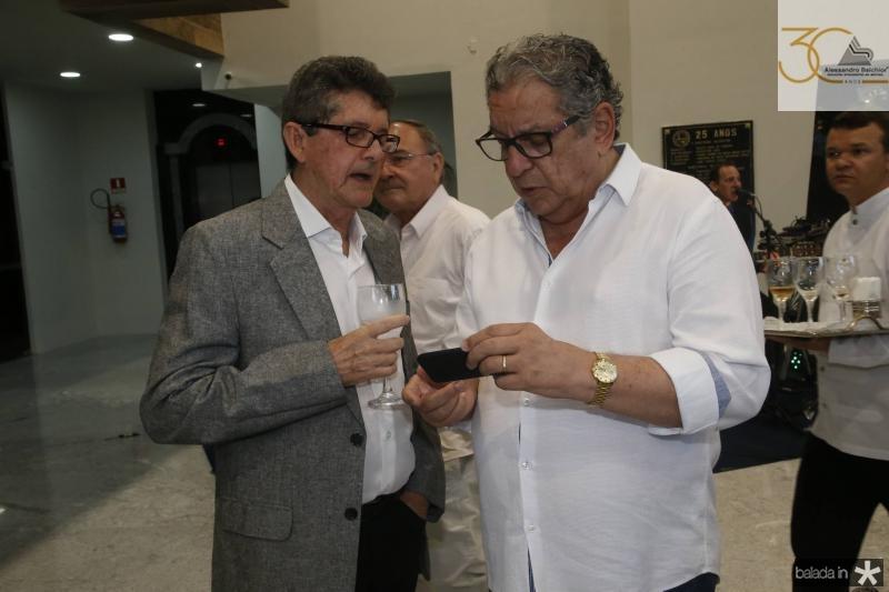 Augustinho Alcantara e Fred Fernandes 1