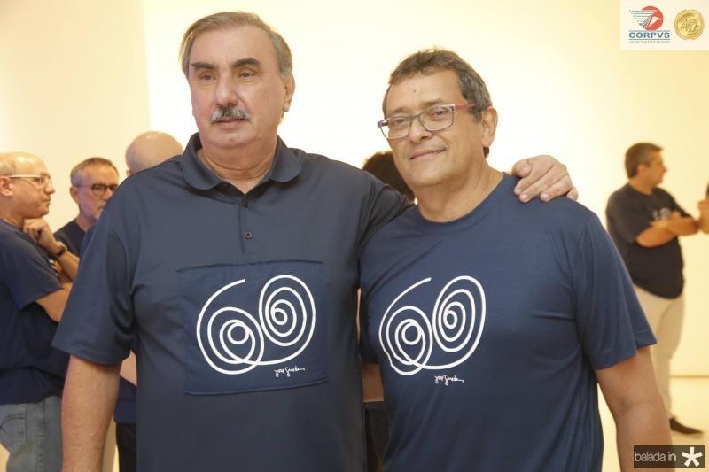 Cesar Montenegro e Jose Guedes