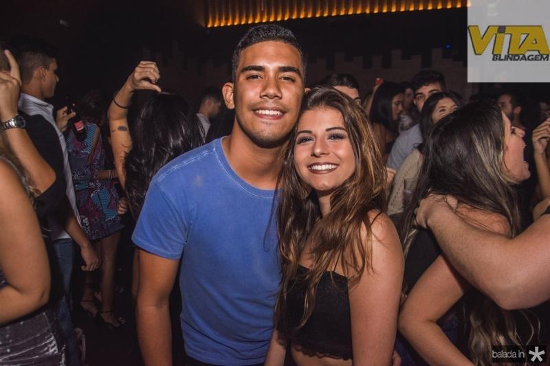 Vinicius Alves e Vivian Rocha