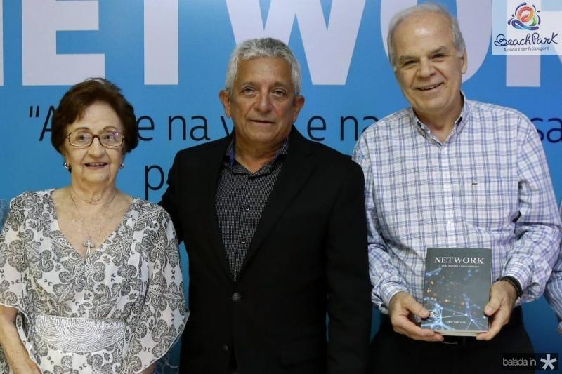 Zilmar Fontenele, Tadeu Sobreira e Wagner Veloso