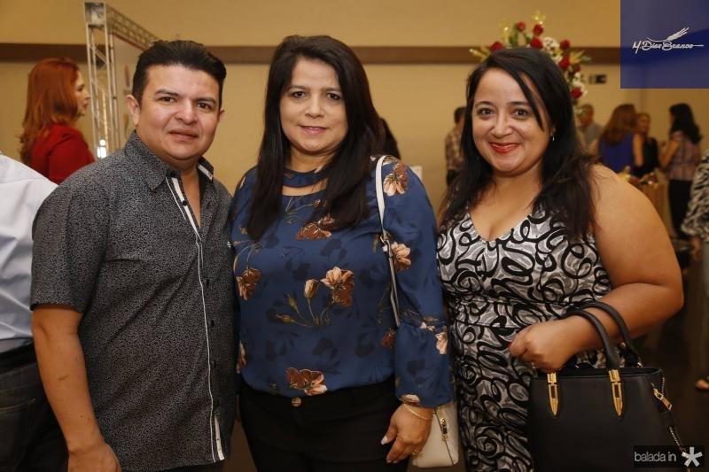 Fabio Silva, Sueuda e Terezinha Martins