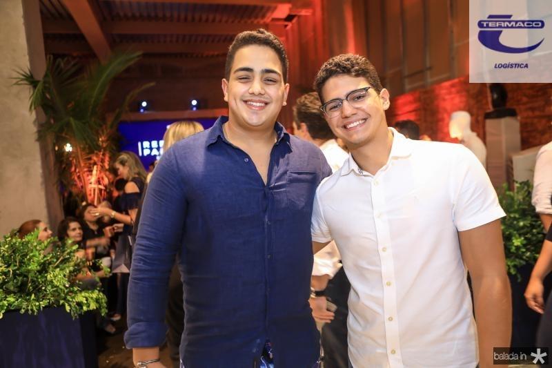 Rafael Pinto e Otavio Queiroz Filho